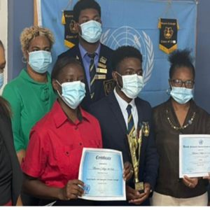 Munro College Wins Top UNAJ Award