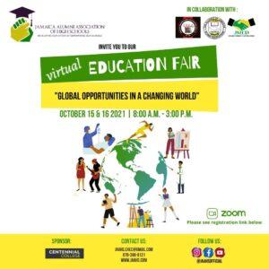 Virtual Education Fair