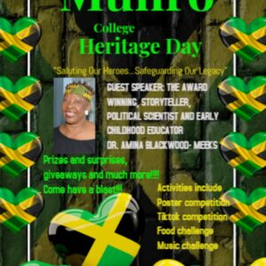 Munro College Celebrates Heritage Day 2021